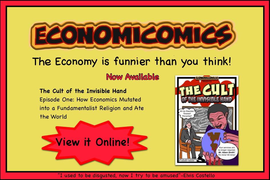 Economicomics: The Cult of the Invisible Hand